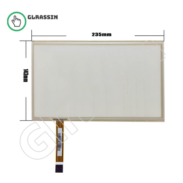 10.1 INCH Original Touch Screen for AMT2536 91-02536-000 - Glrassin