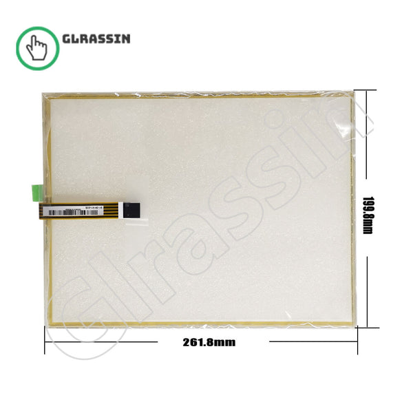 12.1 INCH Original Touch Screen for AMT28161 91-28161-00B - Glrassin