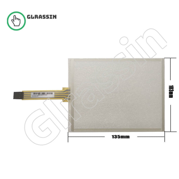 5.8 INCH Original Touch Screen for AMT9105 91-09105-00B - Glrassin