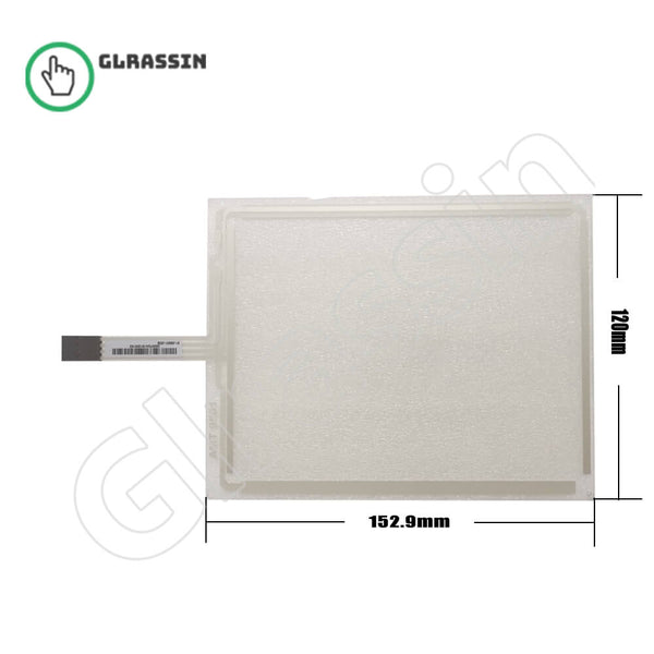 6.4 INCH Original Touch Screen for AMT9501 Replacement - Glrassin
