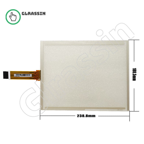 10.4 INCH Original Touch Screen for AMT9518 91-09518-00C - Glrassin
