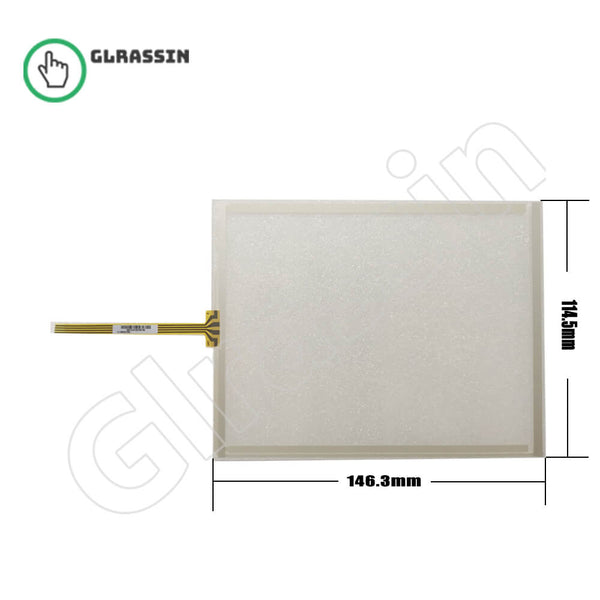 Original Touch Screen 6.4 INCH for AMT9525 Replacement - Glrassin