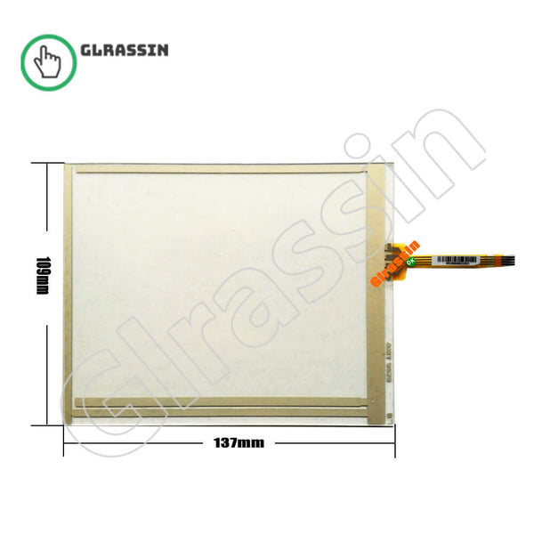 Original Touch Screen 5.7 INCH for AMT9528 Replacement - Glrassin