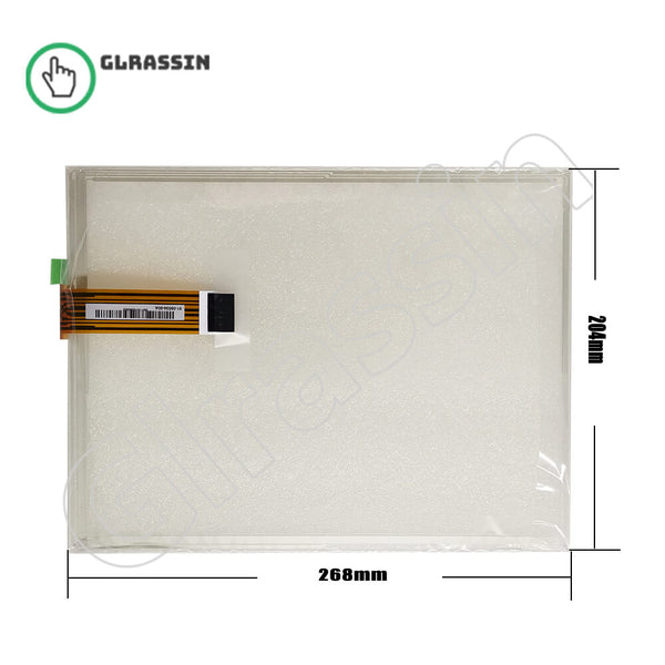 12.1 INCH Original Touch Screen for AMT9534 91-09534-00A - Glrassin