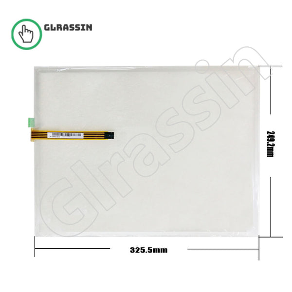 15 INCH Original Touch Screen for AMT9543 91-09543-00A - Glrassin