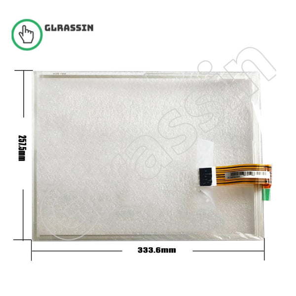 Original Touch Screen 15 INCH for AMT9546 Replacement - Glrassin