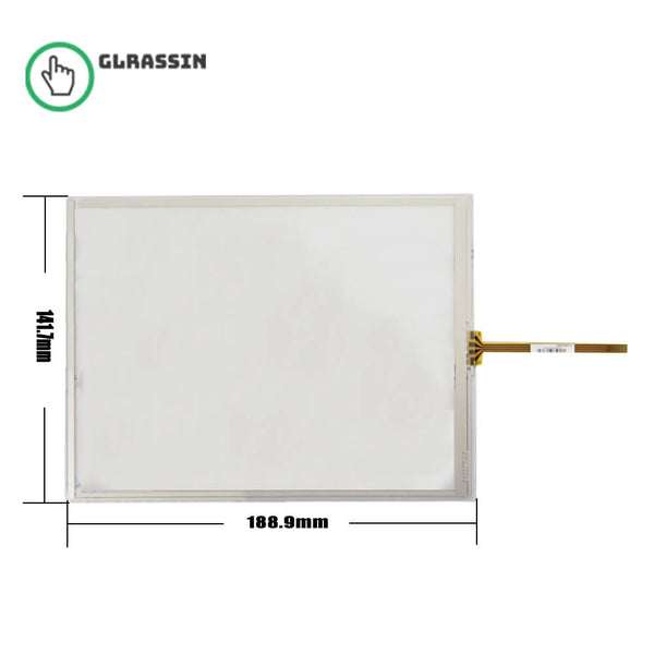 8.4 INCH Original Touch Screen for AMT9552 Replacement - Glrassin