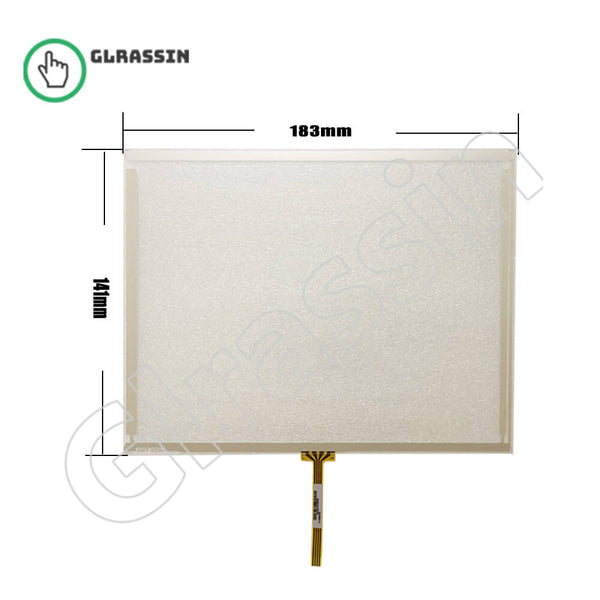 8 INCH Original Touch Screen for AMT9556 91-9556-000 - Glrassin