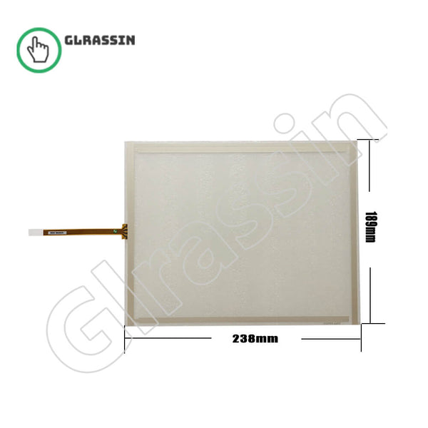 10.4 INCH Original Touch Screen for AMT98439 Replacement - Glrassin