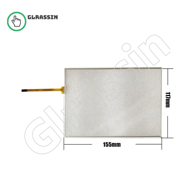 Touch Screen 6.5 INCH for DMC AST-065B080A Repair Replacement - Glrassin