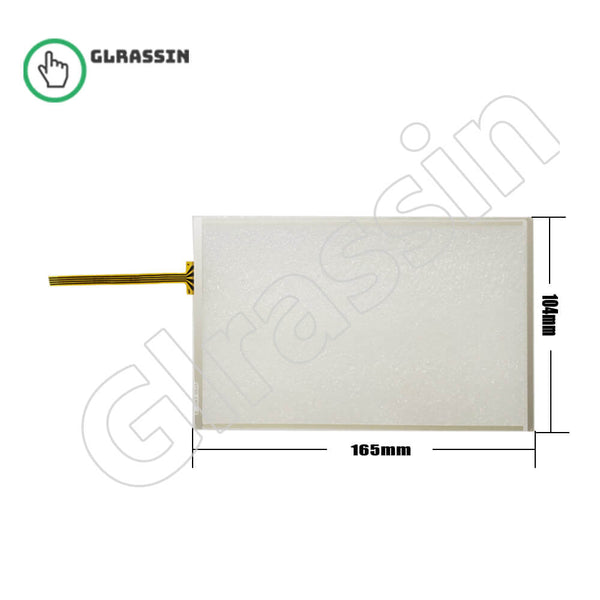 7 INCH Touch Screen for DMC AST-070A080A Replacement - Glrassin