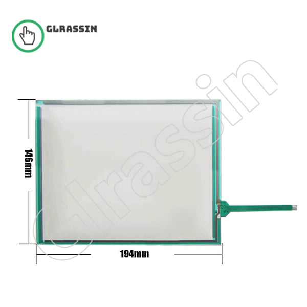 8.4 INCH Original Touch Screen for DMC AST-084A080A - Glrassin