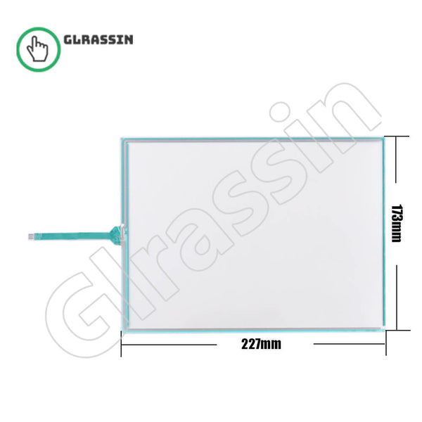 Original Touch Screen 10.4 INCH for DMC AST-104A080A - Glrassin