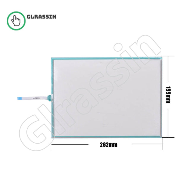 12.1 INCH Original Touch Screen for DMC AST-121B080A - Glrassin