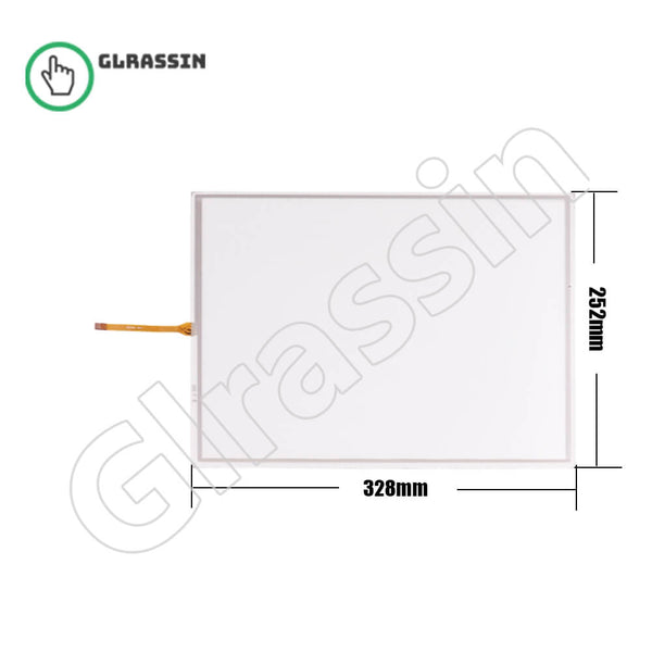 15 INCH Touch Screen for DMC AST-150 Replacement - Glrassin