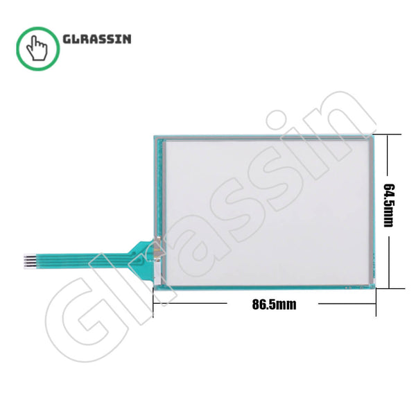 3.8 INCH Touch Screen for DMC AST-038A AST-038A050A - Glrassin