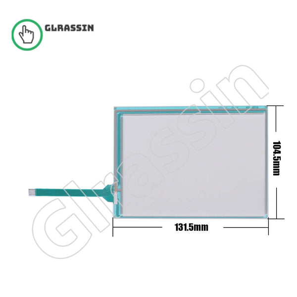 Original Touch Screen for DMC AST-057A AST-057A070A - Glrassin