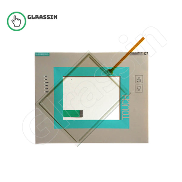 Touch and Flim with LED for Siemens SIMATIC C7-635 - Glrassin