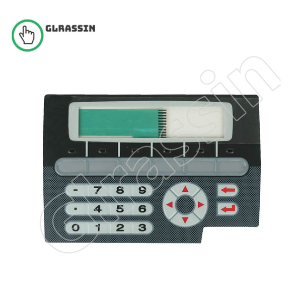 Membrane Keyboard for Beijer HMI EXTER K10 m Replacement - Glrassin