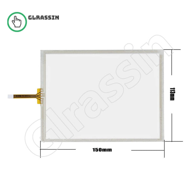 Touch Screen for Beijer ELECTRONICS HMI EXTER T70 sr-bl Repair - Glrassin
