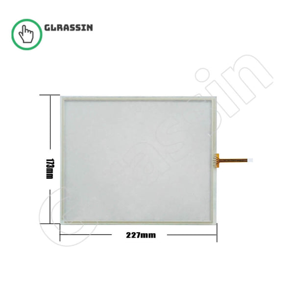 Touch Screen for Beijer HMI E1101 603221123 Replacement - Glrassin