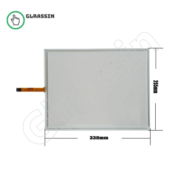EXTER T150 Touch Screen for Beijer ELECTRONICS HMI Repair - Glrassin