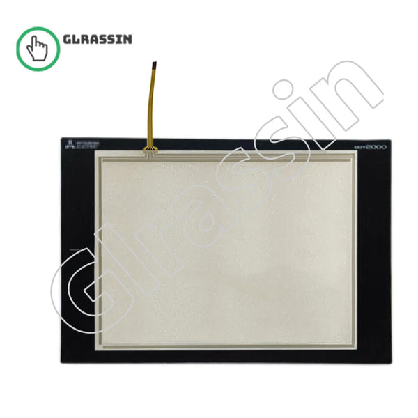 GT2310-VTBA/D Touch Screen for Mitsubishi HMI Replacement - Glrassin