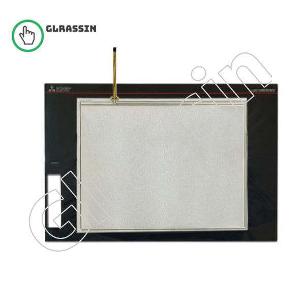 Touch Screen for Mitsubishi GT2510-VTBA/D HMI Replacement - Glrassin