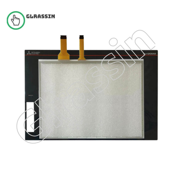 GT2710-VTBA/D Touch Screen for Mitsubishi HMI Replacement - Glrassin