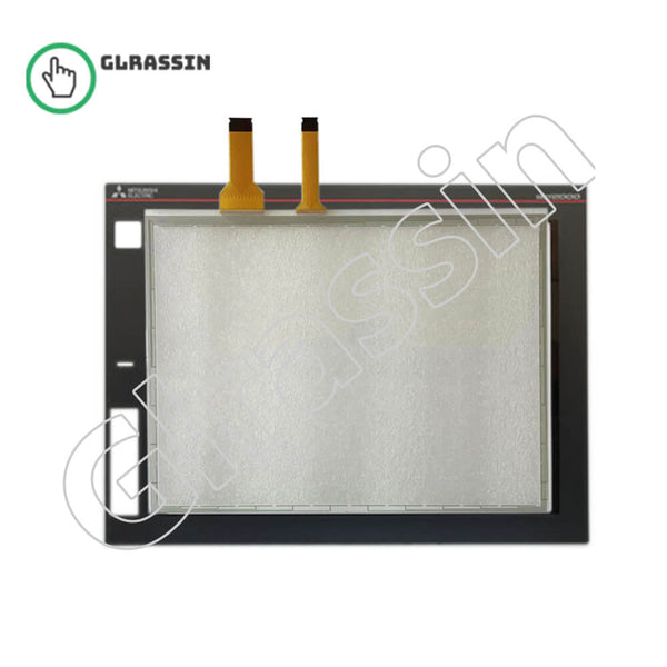 GT2712-STBA/D Touch Screen for Mitsubishi HMI Replacement - Glrassin