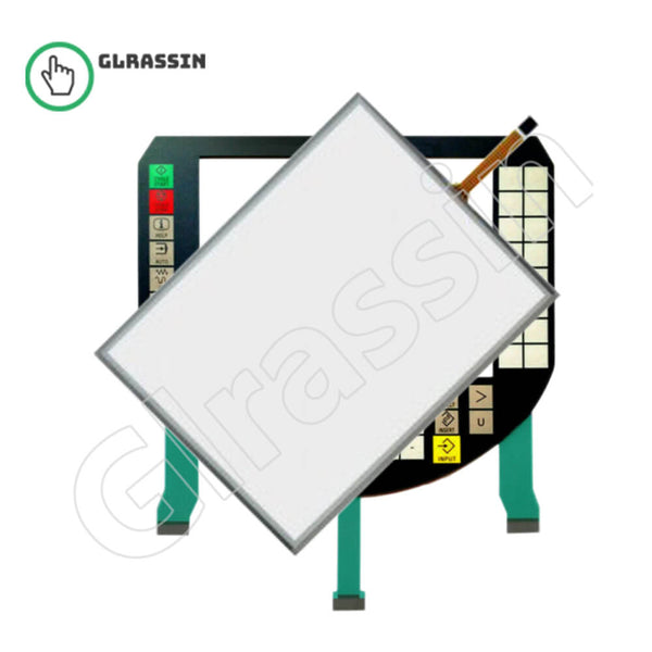Keypad and Touch for SINUMERIK HT 8 Replacement - Glrassin