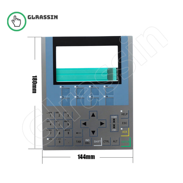 Membrane Keyboard for Siemens SIMATIC HMI KP400 Repair - Glrassin