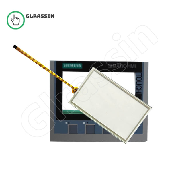 Touch and Keyborad for Siemens SIMATIC KTP400 Comfort Repair - Glrassin