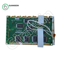 LCD Display Module for Hitachi LMG6912RPFC Replacement - Glrassin