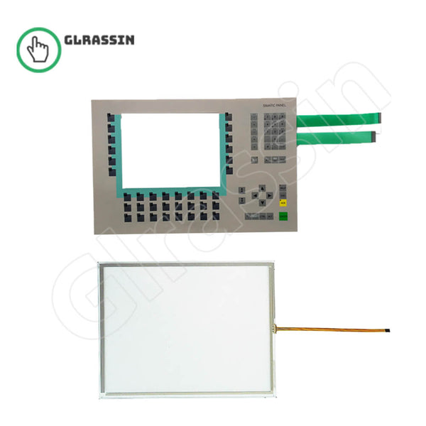"Touch and Keyborad for Siemens SIMATIC MP 270 10"" Replacement - Glrassin"