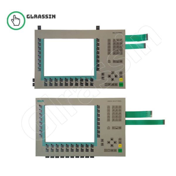 "Membrane Keypad for Siemens SIMATIC MP 370 12"" KEY Repair - Glrassin"