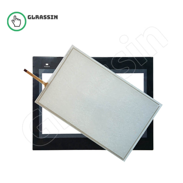 Touch Screen for Omron HMI NB10W-TW00B Repair - Glrassin