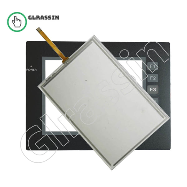 Touch Screen 5.7 INCH for Omron HMI NP5-MQ001(B) - Glrassin