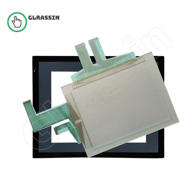 Touch Screen for Omron HMI NS10-TV00B-ECV2 Replacement - Glrassin