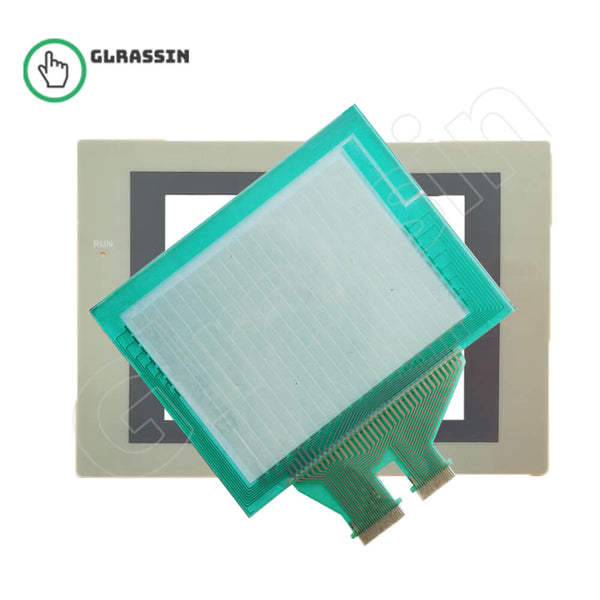 Touch Screen for NS5-TQ00/01-V2 Omron HMI Replacement - Glrassin
