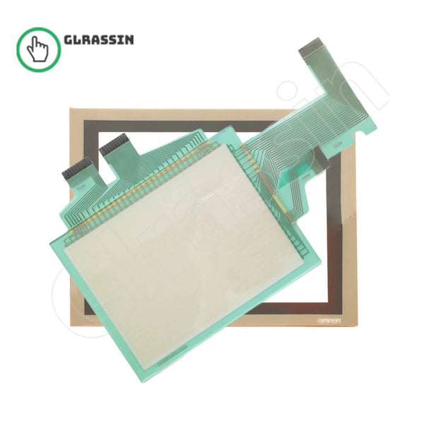 Touch Screen for Omron HMI NS8-TV00-V1/V2 Replacement - Glrassin