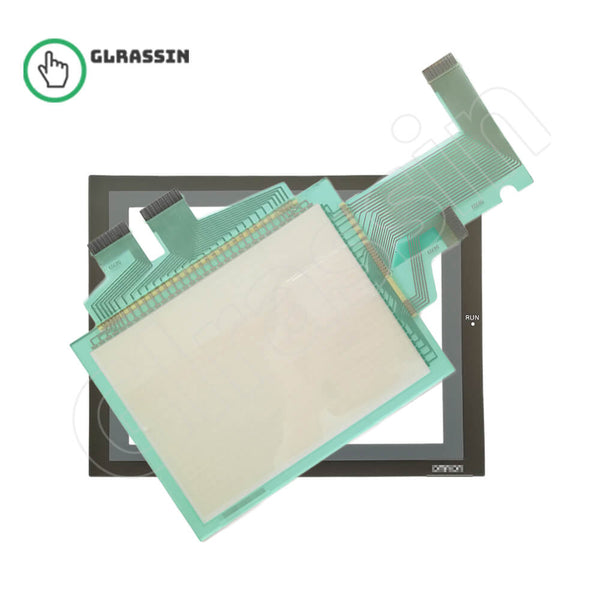 Touch Screen for Omron HMI NS8-TV01B-V1/V2 Replacement - Glrassin