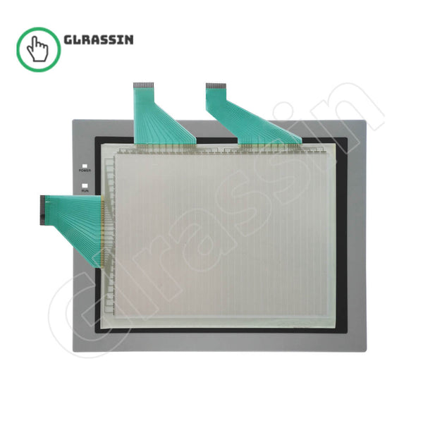 NT631-ST211-E/EKV1/V2 Touch Screen for Omron HMI Replacement - Glrassin
