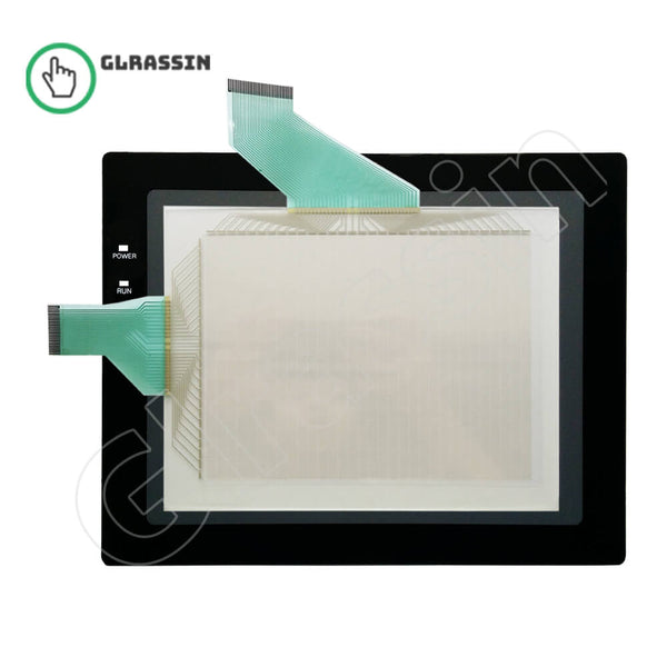 Touch Screen for Omron HMI NT631C-ST152B-EV1/EV2 Replacement - Glrassin