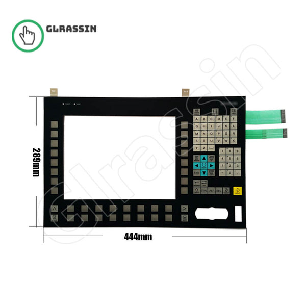 Membrane Keyborad for Siemens SINUMERIK OP 012 Replacement - Glrassin