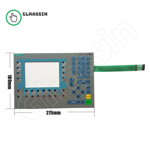 Membrane Keypad for Siemens SIMATIC HMI OP 277 Replacement - Glrassin
