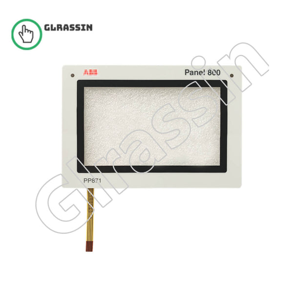 ABB Panel 800 PP871 3BSE069270R1 Touch Screen Repair Replacement