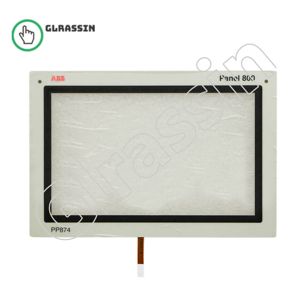 ABB Panel 800 PP874 3BSE069271R2 Touch Screen Repair Replacement