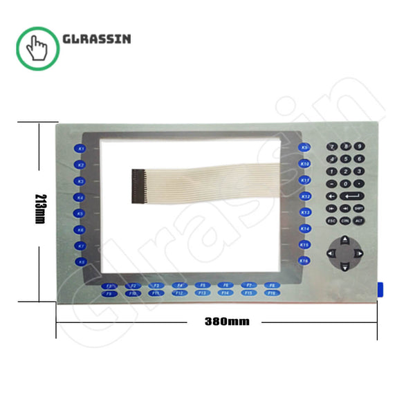 Membrane Keypad for PanelView Plus 1000 2711P-K10 Repair - Glrassin