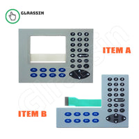 Membrane Keyboard for PanelView Plus 400 2711P-B4 Repair - Glrassin